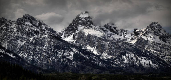 Photograph - Grandeur Of The Tetons by Ryan Smith