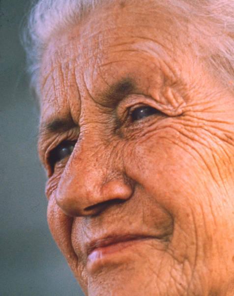 Grandma Wall Art - Photograph - Grandma by Don Wolf