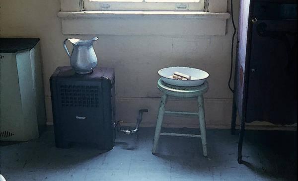 Photograph - Grandma's Bathroom by KG Thienemann