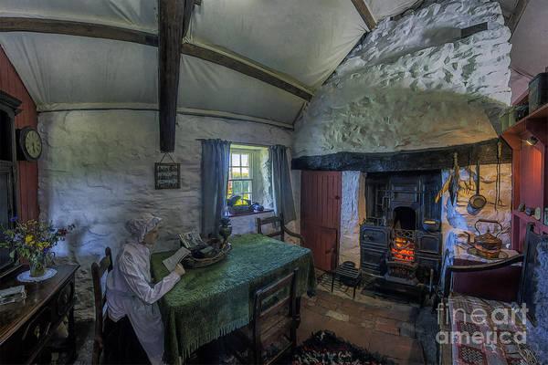 Photograph - Grandmas Home by Ian Mitchell