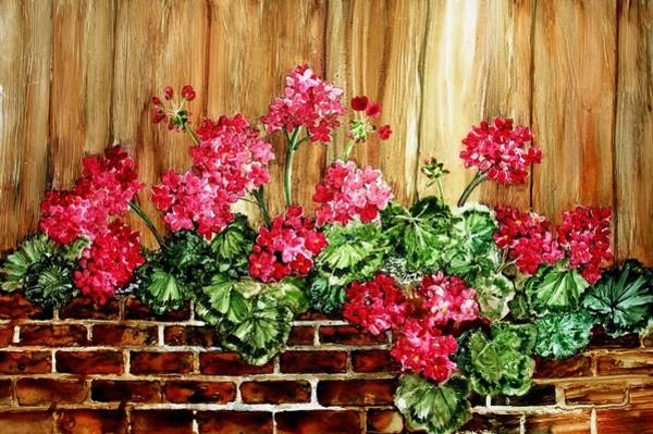 Painting - Grandmothers Gift by Pamela Lee