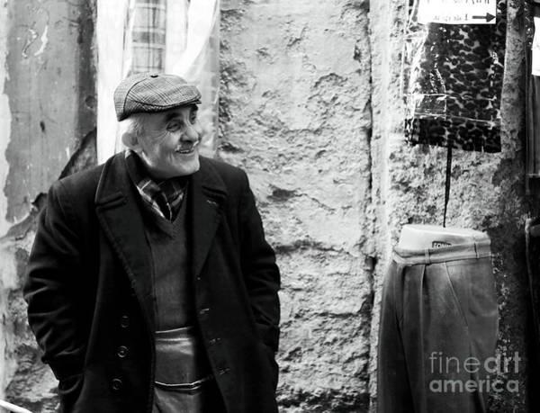 Grandpa Photograph - Grandpa by John Rizzuto