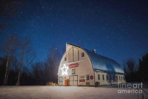 Photograph - Grandpa's Barn II by Lori Dobbs