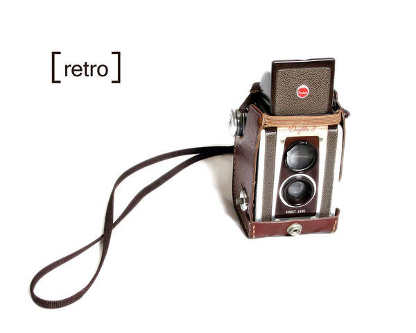 Photograph - Grandpa's Camera by Nancy Ingersoll