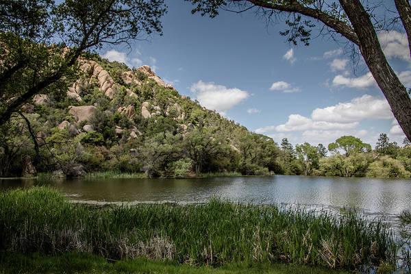 Photograph - Granite Basin Lake 2 by Teresa Wilson