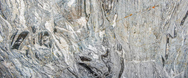 Photograph - Granite Textures by Leland D Howard