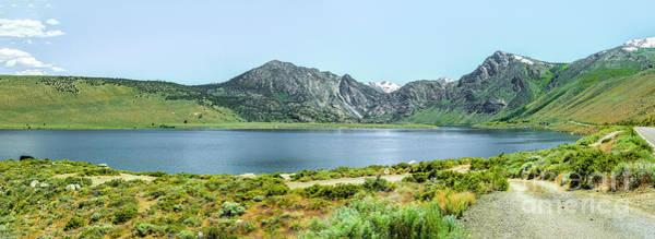 Photograph - Grant Lake by Joe Lach