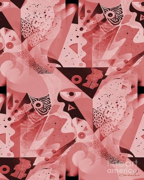Digital Art - Inside Looking Out #2 by Jean Clarke