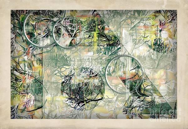 Wall Art - Digital Art - Graphics 1515 by Marek Lutek