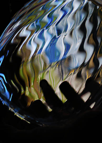 Surrealistic Photograph - Grasping At Curves by Susan Capuano