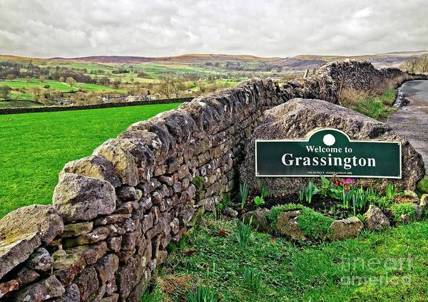 Photograph - Grassington, Yorkshire Dales by Martyn Arnold