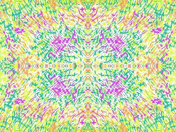 Digital Art - Grassworld 3 Dappled by Julia Woodman