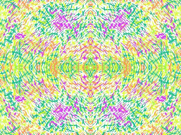 Digital Art - Grassworld2 Meadow by Julia Woodman