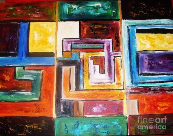 Painting - Gratitude by Yael VanGruber