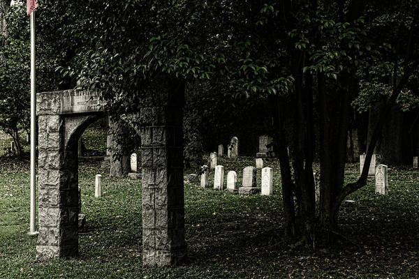 Photograph - Grave Passage by Sharon Popek