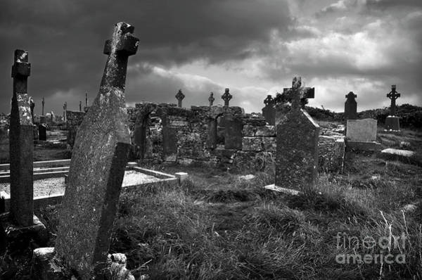 Photograph - Graveyard At The Seven Churches by RicardMN Photography