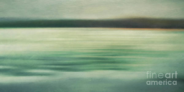Wall Art - Photograph - Gray Days At The Lake by Priska Wettstein
