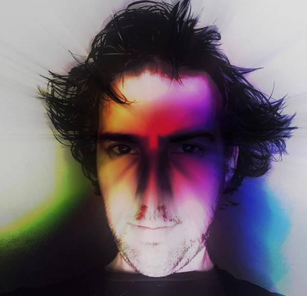 Photograph - Gray Hair by John Jr Gholson