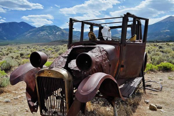 Photograph - Great Basin Auto by Kyle Hanson