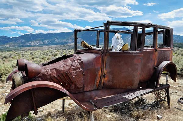 Photograph - Great Basin Jalopy by Kyle Hanson