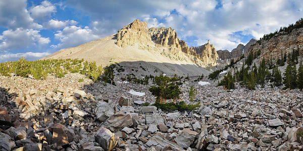 Photograph - Great Basin National Park Panorama by Kyle Hanson