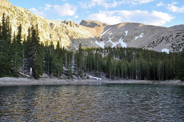 Photograph - Great Basin Teresa Lake  by Kyle Hanson