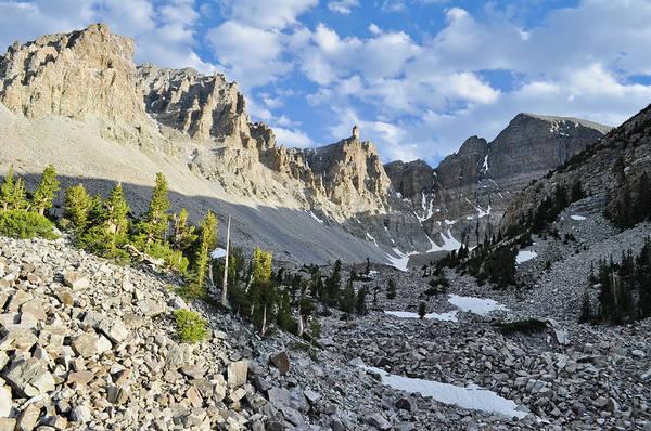 Photograph - Great Basin Wheeler Peak by Kyle Hanson