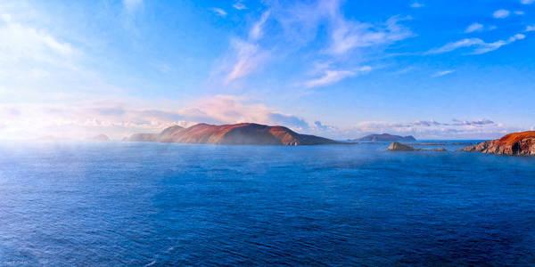 Photograph - Great Blasket Island - Off The Irish Coast by Mark Tisdale