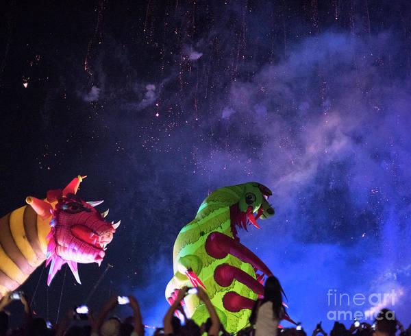 Photograph - Great Dragon Parade by Juli Scalzi