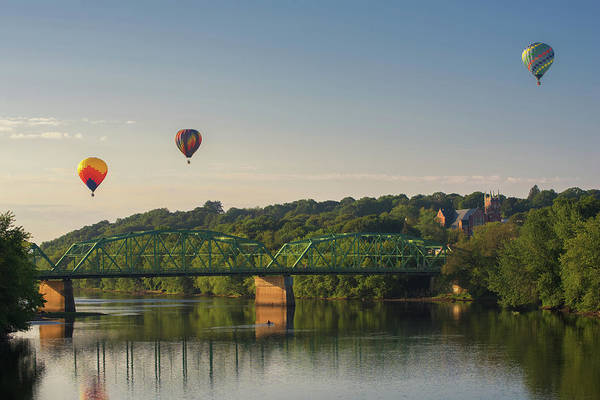 Photograph - Great Falls Balloon Festival by Jesse MacDonald