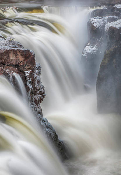 Photograph - Great Falls Of The Passaic River by Rick Berk