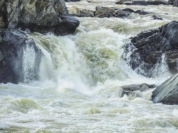 Photograph - Great Falls Of The Potomac by NaturesPix