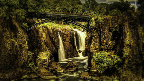 Photograph - Great Falls Wide by Jorge Perez - BlueBeardImagery