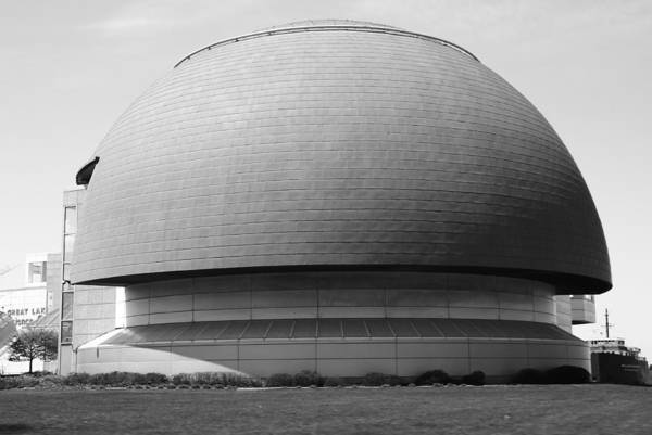 Photograph - Great Lakes Science Center by Dan Sproul