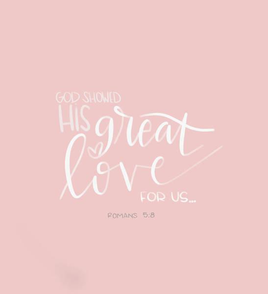 Mixed Media - Great Love by Nancy Ingersoll