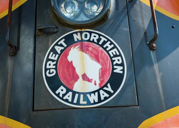 Photograph - Great Northern Railway by Robert Potts