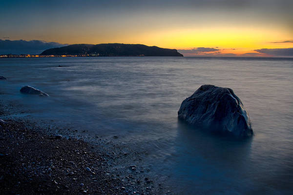 Photograph - Great Orme, Llandudno by Peter OReilly