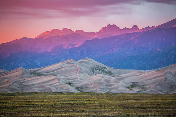 Photograph - Great Sand Dunes Colorado 3 by Whit Richardson