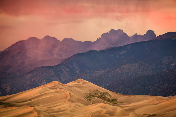 Great Sand Dunes Colorado Art Print