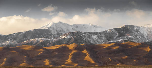 Photograph - Great Sand Dunes by Gary Lengyel