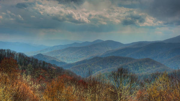 Photograph - Great Smoky Mountains by Brenda Jacobs
