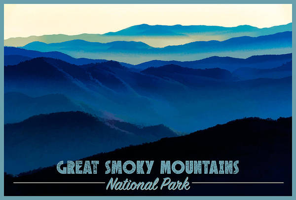 Photograph - Great Smoky Mountains National Park by Rick Berk