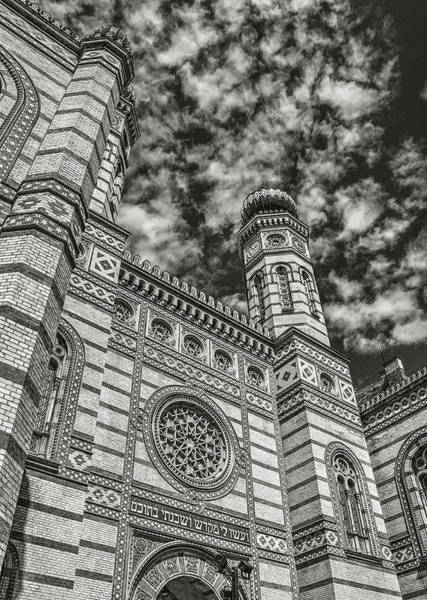 Photograph - Great Synagogue by Michael Kirk