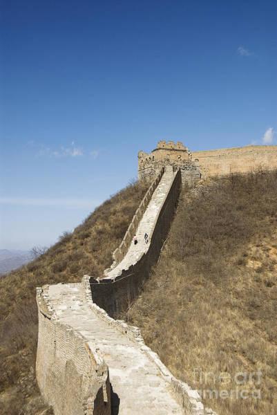 Wall Art - Photograph - Great Wall Of China - Jinshanling by Gloria & Richard Maschmeyer - Printscapes