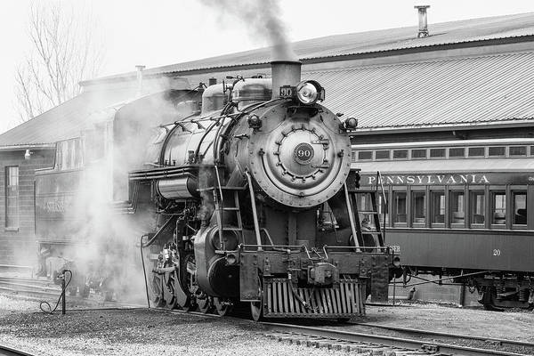 Wall Art - Photograph - Great Western 90 by Jeff Abrahamson
