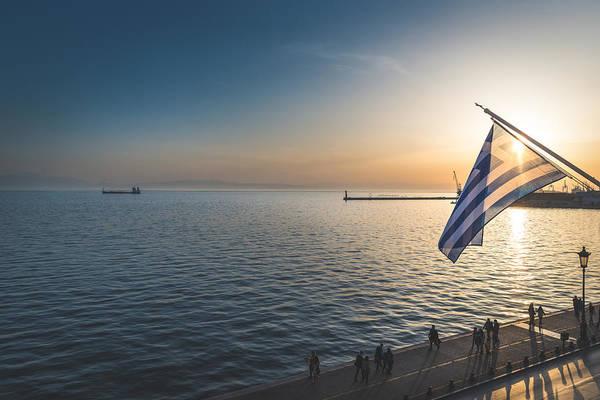 Photograph - Greek Beauty by Sotiris Filippou