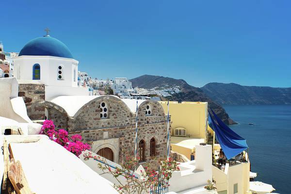 Photograph - Greek Church  by Emmanuel Panagiotakis