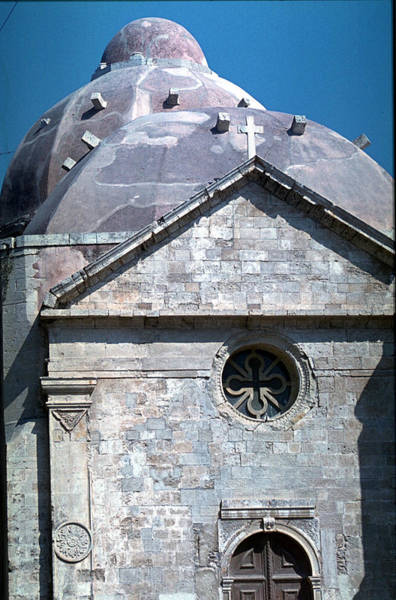 Greek Orthodox Church Art Print