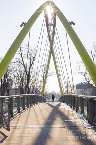 Photograph - Green Bridge by Juli Scalzi