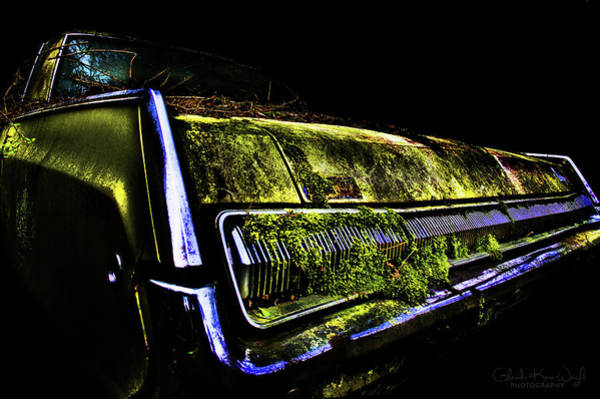 Photograph - Green Dodge Glory by Glenda Wright